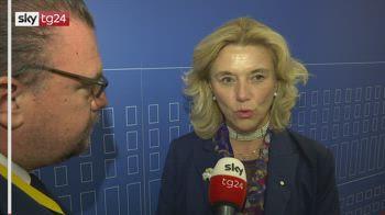 Servizi, Elisabetta Belloni nominata a capo del Dis