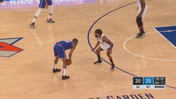 NBA, i 30 punti di Alec Burks contro San Antonio