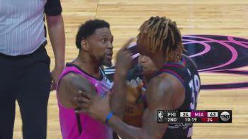 NBA, Udonis Haslem: esordio con espulsione in 3 minuti
