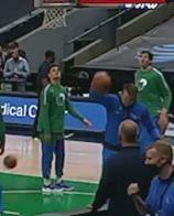 NBA, il canestro pazzo di Doncic