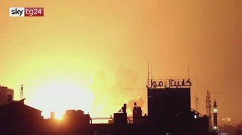 ERROR! Israele attacca Gaza, 150 obiettivi colpiti. Attaccati i tunnel di Hamas
