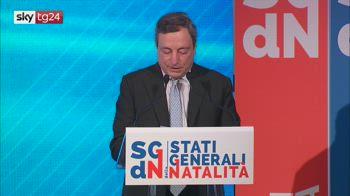 ERROR! Draghi: assegno unico universale dal 2022 esteso a tutti