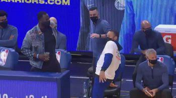 NBA, Mannion incanta con l'assist e Steph Curry lo imita