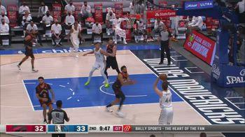 NBA, i 6 punti di Nicolò Melli contro Toronto