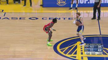 NBA, 11 punti di Nico Mannion contro New Orleans