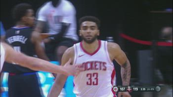 NBA Highlights Houston-LA Clippers 122-115_4256760