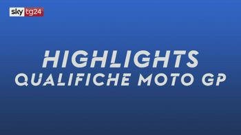 Moto Gp Francia, le qualifiche: video e highlights
