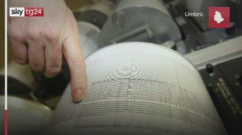 Scossa di magnitudo 4.0 a Gubbio