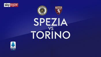 Serie A, Spezia-Torino 4-1: video, gol e highlights