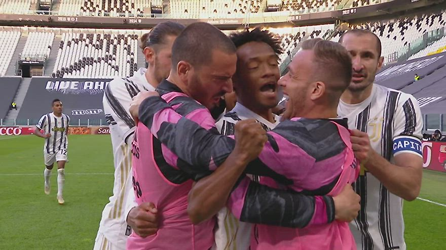 Juventus-Inter 3-2, gol e highlights
