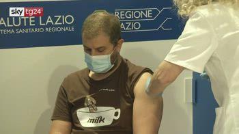 Lazio, Open day Atrazeneca per smaltire scorte