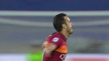 Roma-Lazio 2-0, gol e highlights