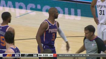 NBA Highlights San Antonio-Phoenix 103-140_4136079