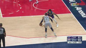 NBA, la tripla doppia di Russell Westbrook contro Charlotte