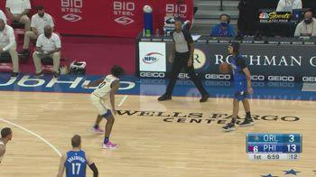 NBA, 37 punti di Cole Atnhony contro Philadelphia
