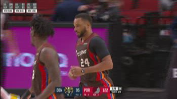 NBA Highlights: Portland-Denver 132-116
