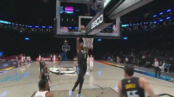 NBA, clamoroso contropiede dei Nets: che spettacolo!