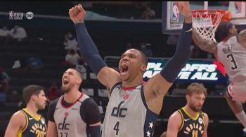 NBA, Washington travolge Indiana: la giocata simbolo