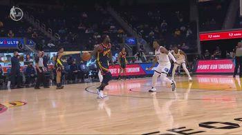 NBA, la tripla doppia di Draymond Green contro Memphis
