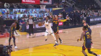 NBA, i 35 punti di Ja Morant contro Golden State