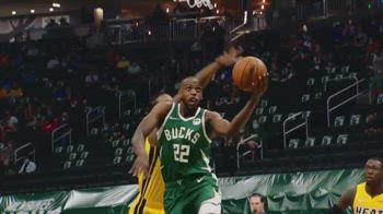 NBA, il primo tempo di Middleton vs. Heat