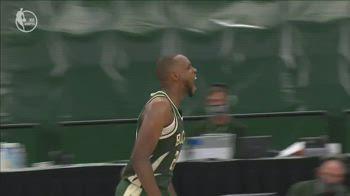 NBA, game winner di Middleton vs. Heat