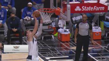 NBA, tripla doppia per Doncic in gara-1 contro i Clippers