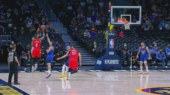 NBA, 34 punti per Damian Lillard in gara-1 contro Denver