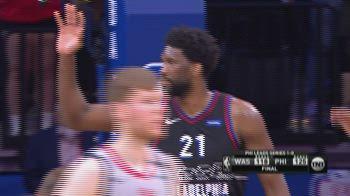 NBA Highlights: Philadelphia-Washington 125-118