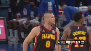 NBA, 7 punti per Danilo Gallinari in gara-1 contro New York