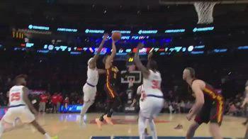 Playoff NBA, il canestro decisivo di Trae Young in gara-1