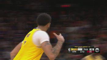 NBA Highlights Phoenix-LA Lakers 102-109_5607897