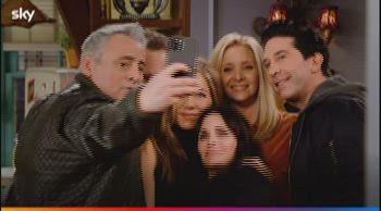 Friends: The Reunion. Il trailer ufficiale