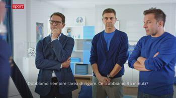 Euro su Sky Sport: continua la preparazione di Del Piero&Co