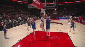 NBA, i 37 punti di Damian Lillard in gara-3 contro Denver