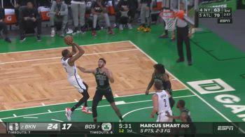 NBA, i 39 punti di Kevin Durant in gara-3 contro Boston