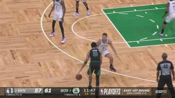 NBA, i 50 punti di Jayson Tatum in gara-3 contro i Nets