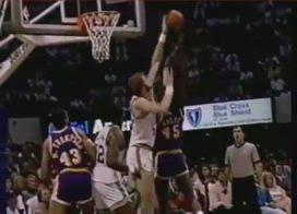 NBA, le stoppate di Mark Eaton con gli Utah Jazz