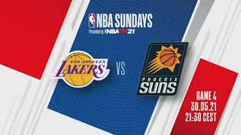 NBA, la preview di gara-4 Lakers-Suns