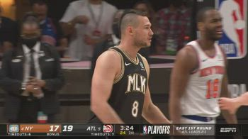 NBA, i 21 punti di Gallinari in gara-4 contro i Knicks
