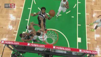 NBA, 39 punti di Irving vs. Boston in gara-4