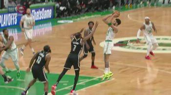 NBA, 40 punti di Tatum vs. Brooklyn in gara-4