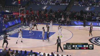 NBA Highlights Dallas-L.A. Clippers 81-106_4507626