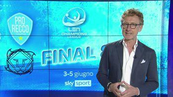 Pallanuoto, al via le Final8 di Champions League