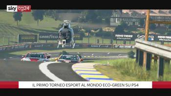 ++NOW Il primo torneo esport al mondo eco-green su PS4