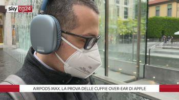 ++NOW AirPods Max, la prova delle cuffie over-ear di Apple