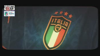 SPORTS GEAR SU MAGLIA ITALIA