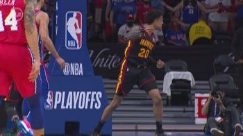 NBA Highlights: Philadelphia-Atlanta gara-1 124-128