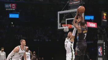 NBA, 32 punti per Kevin Durant in gara-2 vs Milwaukee