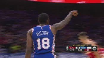 NBA Highlights: Philadelphia-Utah gara-1 118-102
